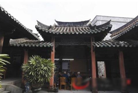 何氏_何氏宗祠|856年历史大汾村大宗祠是照着螃蟹建的 | 何氏宗亲网_何 ...